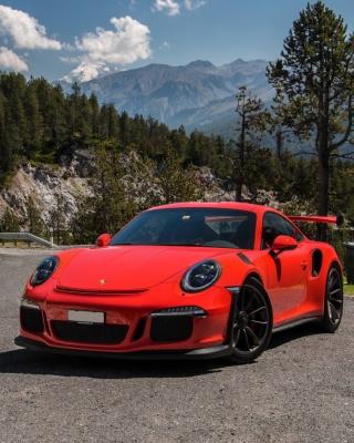 Porsche 911 GT3 RS - Obrázkek zdarma pro Nokia Asha 305
