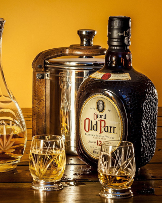 Grand Old Parr Blended Scotch Whisky - Obrázkek zdarma pro Nokia 5233