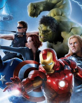 Avengers 2 Age of Ultron - Obrázkek zdarma pro Nokia Lumia 928