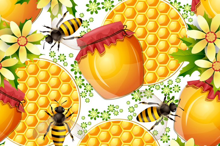 Honey Search wallpaper