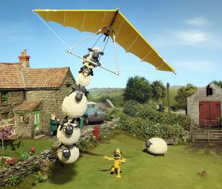 Shaun The Sheep - Obrázkek zdarma pro 208x208