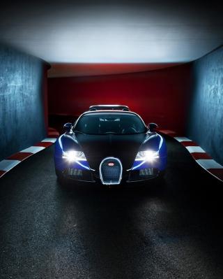 Bugatti Veyron - Obrázkek zdarma pro 480x800