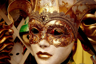 Venice Carnival Wallpaper for Android, iPhone and iPad