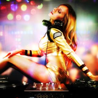DJ - Obrázkek zdarma pro iPad 3