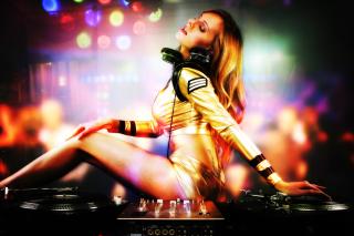 DJ - Obrázkek zdarma pro Samsung Galaxy Note 3