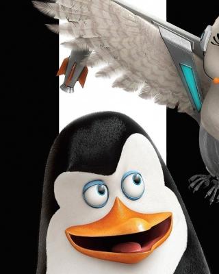 Penguins of Madagascar - Obrázkek zdarma pro Nokia X3-02