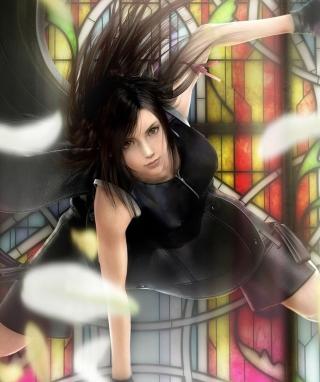 Final Fantasy VII Advent Children - Obrázkek zdarma pro 240x432