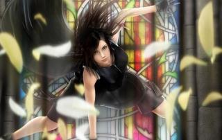 Final Fantasy VII Advent Children - Obrázkek zdarma pro 1366x768