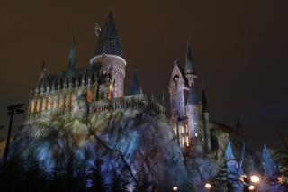 Hogwarts Castle - Obrázkek zdarma pro Samsung Google Nexus S