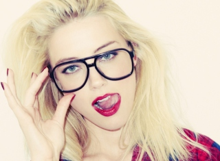 Amber Heard Picture for Android, iPhone and iPad