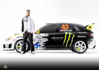 Ken Block Wallpaper for Android, iPhone and iPad