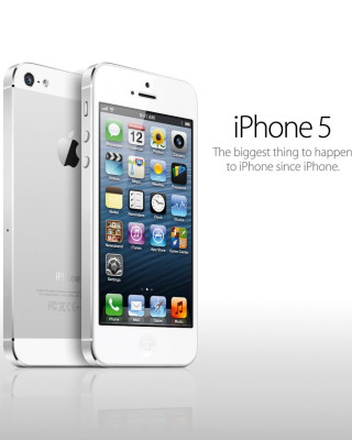 Iphone 5 - Obrázkek zdarma pro iPhone 4