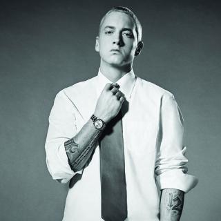 Eminem Marshall Mathers III - Obrázkek zdarma pro 128x128