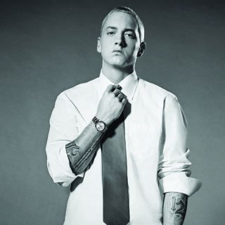 Eminem Marshall Mathers III - Obrázkek zdarma pro iPad Air