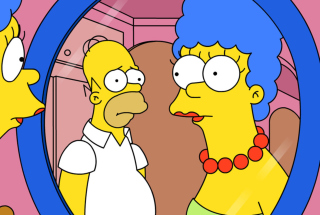 Simpsons Picture for Android, iPhone and iPad