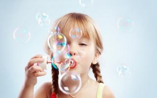 Bubble Time - Obrázkek zdarma pro Fullscreen 1152x864