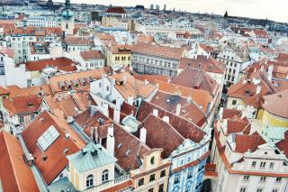 Prague - Fondos de pantalla gratis para Samsung S5367 Galaxy Y TV