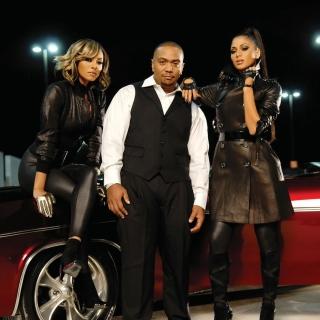 Timbaland Scream ft Keri Hilson, Nicole Scherzinger - Obrázkek zdarma pro iPad 3
