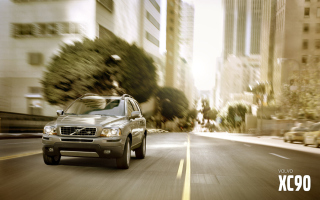Free Volvo XC90 Picture for Android, iPhone and iPad