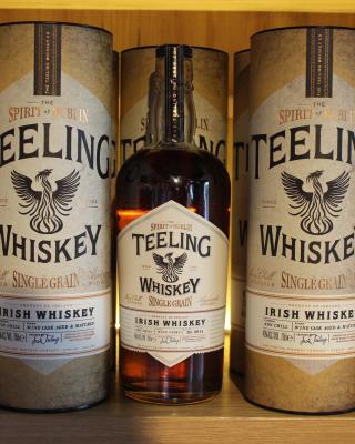 Teelings Whiskey - Obrázkek zdarma pro Nokia 5233