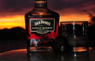 Jack Daniels Background for Android, iPhone and iPad