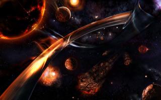 Art Galaxy - Obrázkek zdarma pro Xiaomi Mi 4