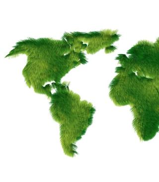 Greenpeace Symbols Recycle - Obrázkek zdarma pro 480x800