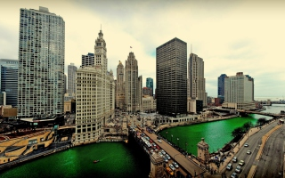 Chicago Background for Android, iPhone and iPad