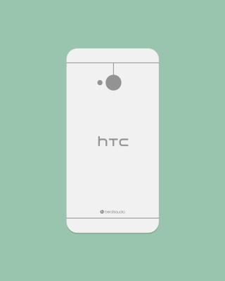 HTC One - Obrázkek zdarma pro Nokia Lumia 900