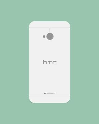 HTC One - Obrázkek zdarma pro iPhone 5C