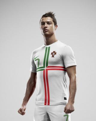 Cristiano Ronaldo - Obrázkek zdarma pro Nokia Asha 305