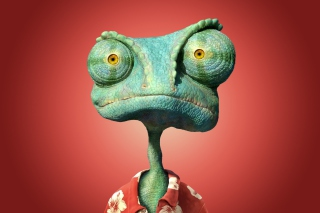 Rango Chameleon Picture for Android, iPhone and iPad
