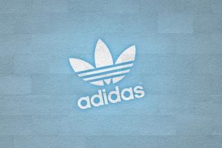 Adidas Logo - Obrázkek zdarma pro Motorola DROID