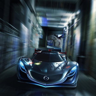 Mazda Furai - Obrázkek zdarma pro iPad Air