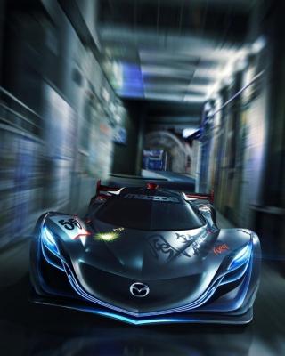 Mazda Furai - Obrázkek zdarma pro iPhone 4