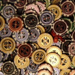 Casino Token - Obrázkek zdarma pro 208x208