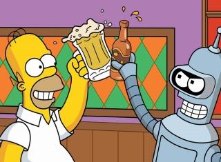 Cheers! - Obrázkek zdarma pro Samsung Galaxy A3