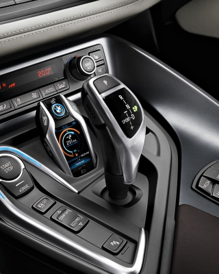 Luxury Gear Shift Stick - Obrázkek zdarma pro 320x480
