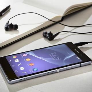 Sony Xperia Z2 - Obrázkek zdarma pro iPad
