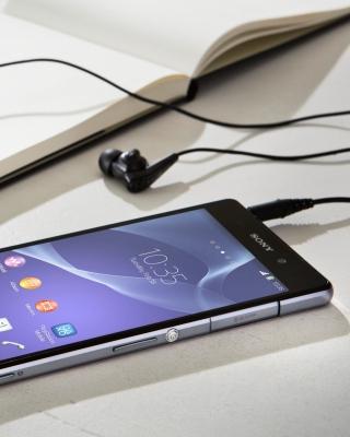 Sony Xperia Z2 - Obrázkek zdarma pro Nokia Asha 306