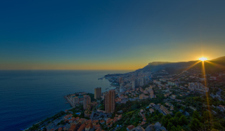 Monaco Monte Carlo Wallpaper for Android, iPhone and iPad