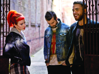 Paramore Wallpaper for Android, iPhone and iPad