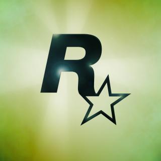 Rockstar Games Logo - Obrázkek zdarma pro 128x128