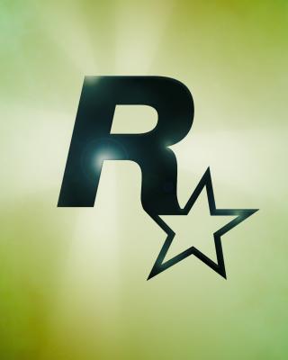 Rockstar Games Logo - Obrázkek zdarma pro Nokia Lumia 810