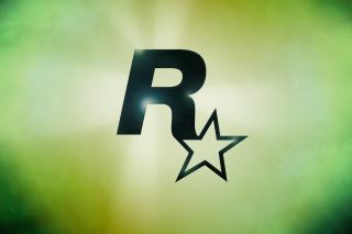 Rockstar Games Logo - Obrázkek zdarma pro Sony Xperia Z