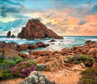 Amazing Tropical Seascape - Obrázkek zdarma pro iPad