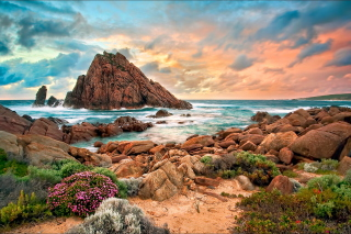 Amazing Tropical Seascape Picture for Android, iPhone and iPad