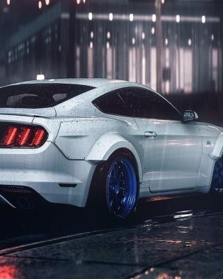Ford Mustang Shelby GT350 - Obrázkek zdarma pro Nokia C2-00