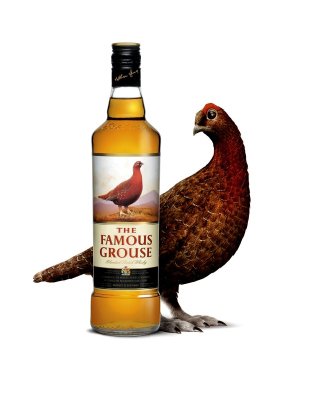The Famous Grouse Scotch Whisky - Obrázkek zdarma pro iPhone 6 Plus