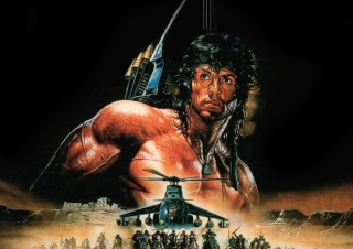 Rambo III Wallpaper for Android, iPhone and iPad